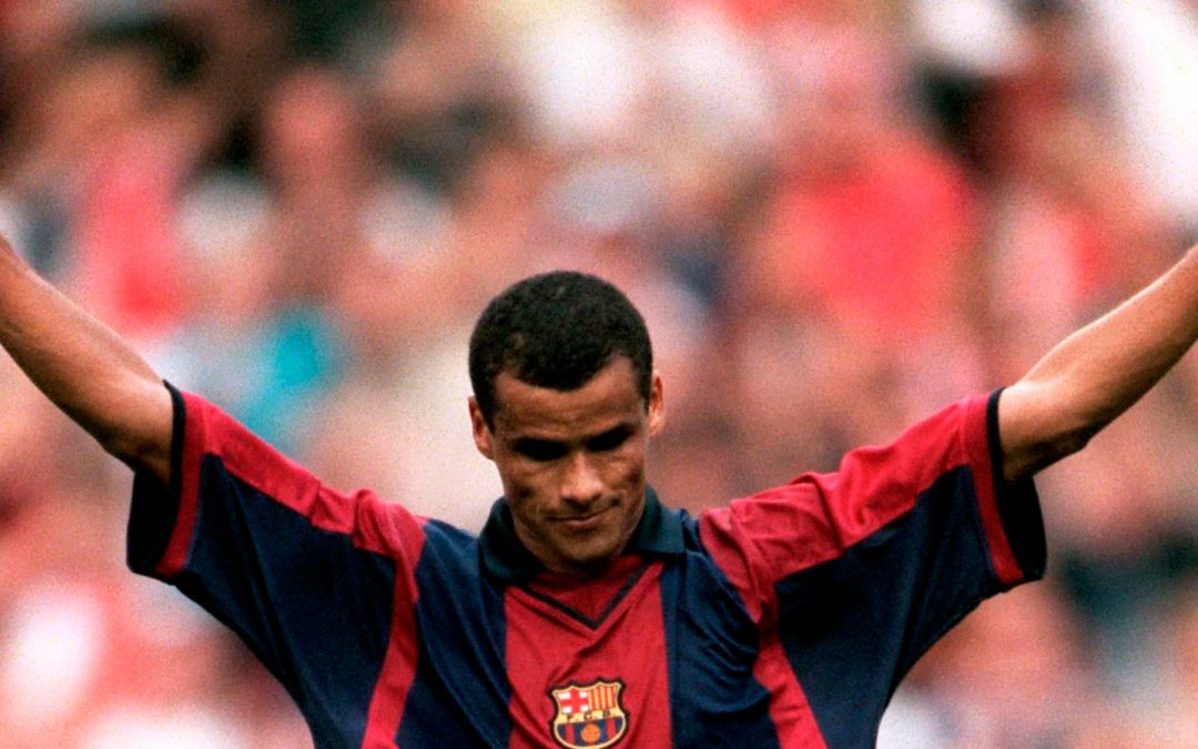 5 gols do Rivaldo que merecem replay