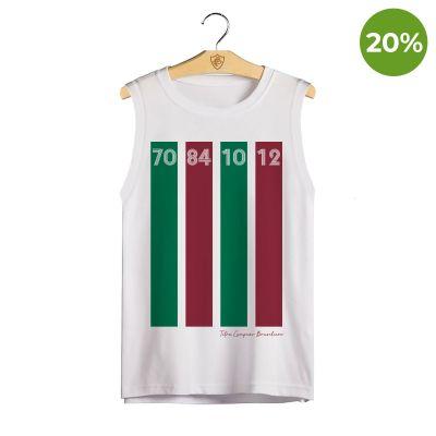 Regata Fluminense F.C. - TETRA BRASILEIRO